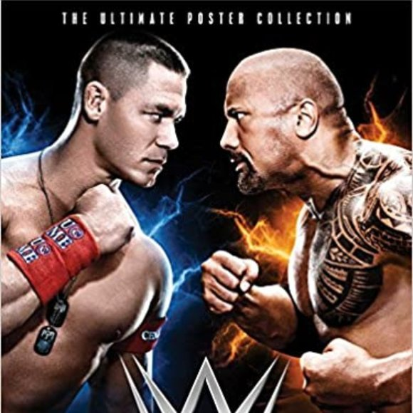 WWE Other - WWE: The Ultimate Poster Collection